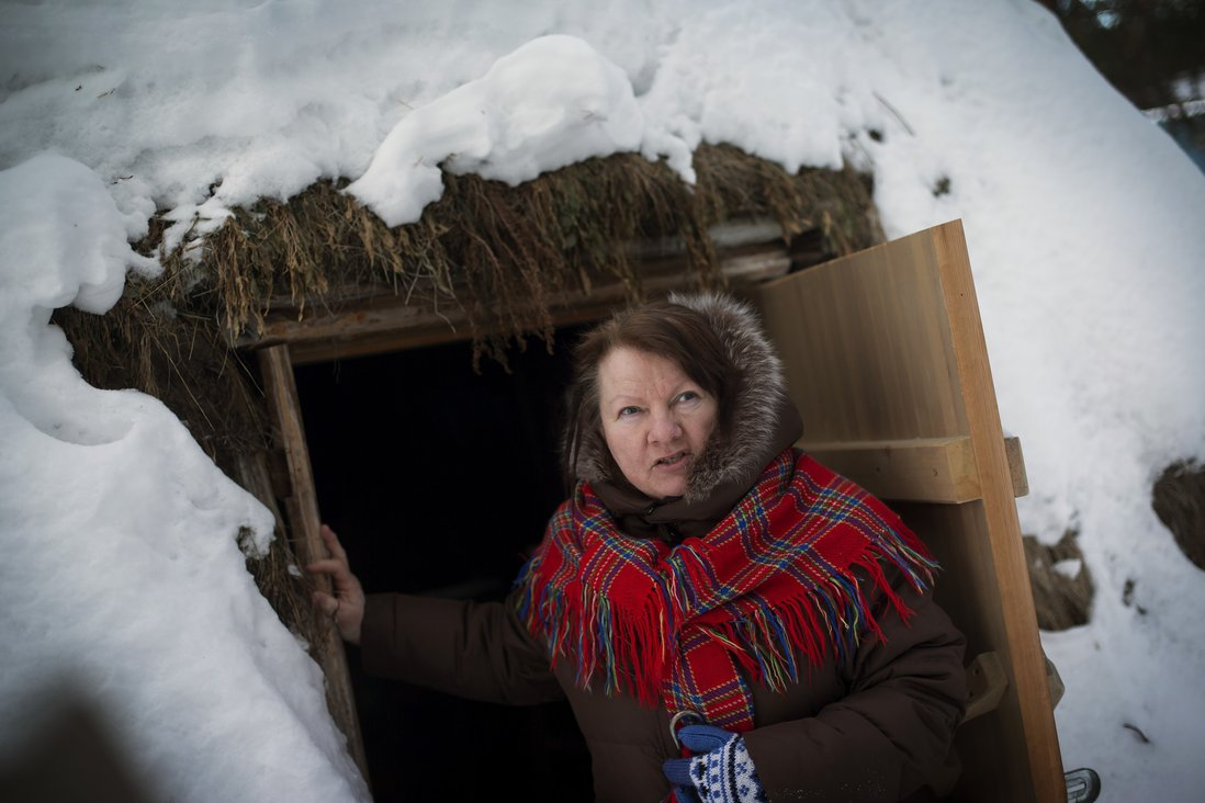Kristine Gaup Grønmo