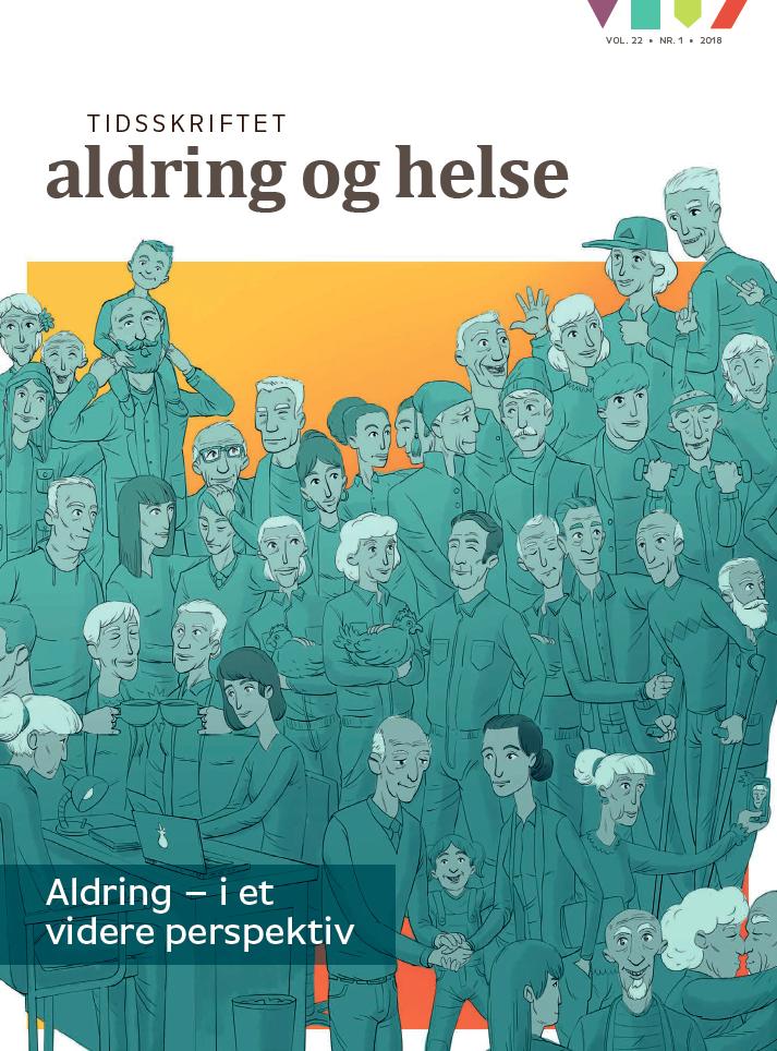 Tidsskriftet aldring og helse vol. 22 - 1 - 2018