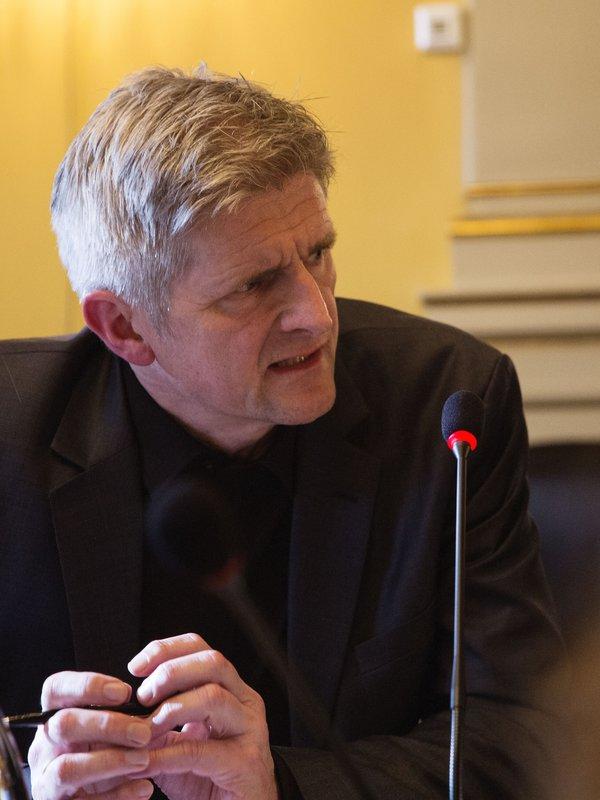 Geir Selbæk på regjeringens toppmøte om hjernehelse