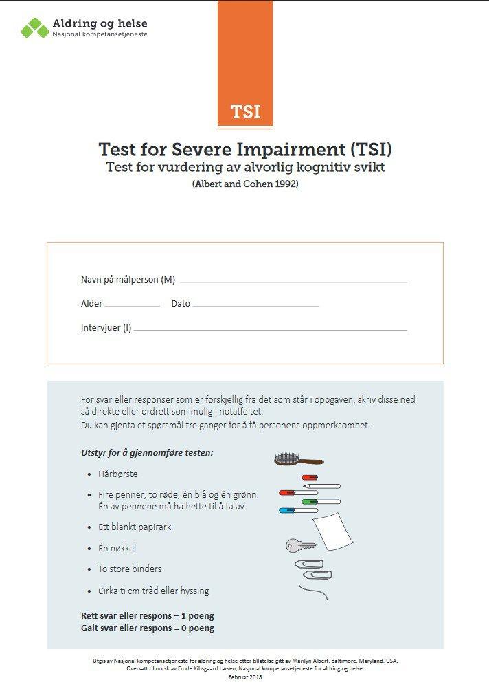 TSI-forside