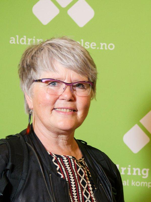 Bente Wallander