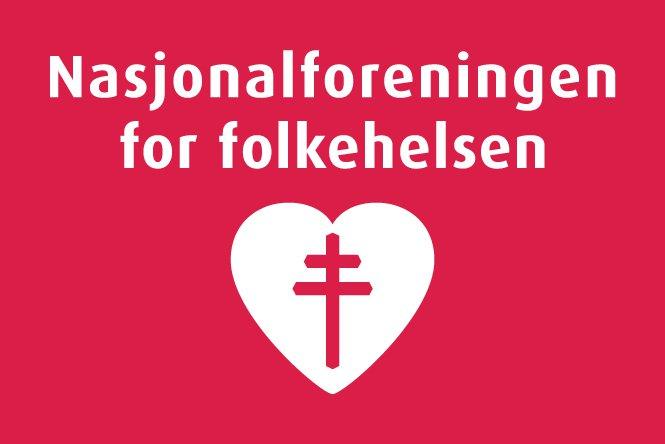 Nasjonalforeningen for folkehelsens logo