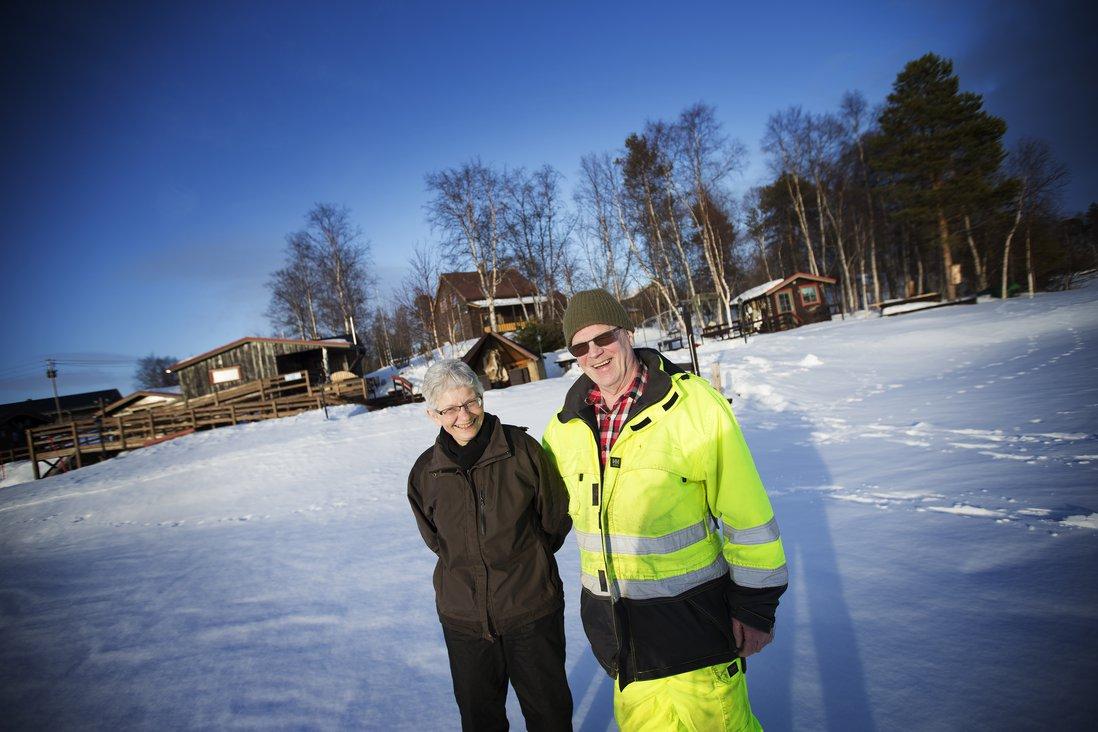 Anne-Lise og Thormod Hoel