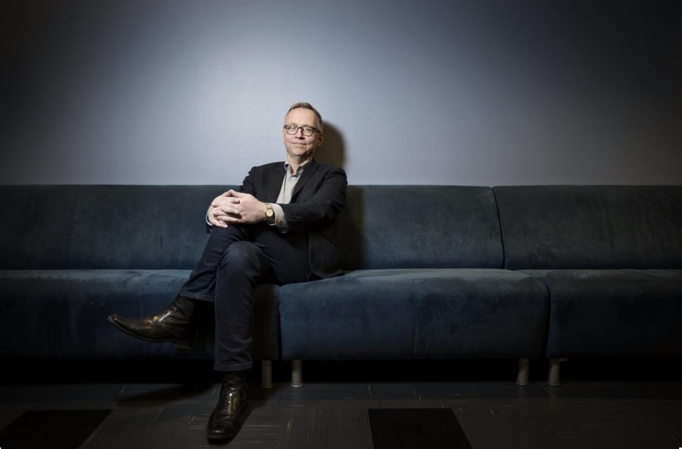 Eivind Aakhus. Foto: Martin Lundsvoll