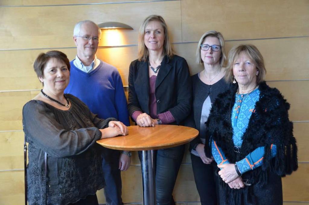 Bilde av referansegruppa i AOH
