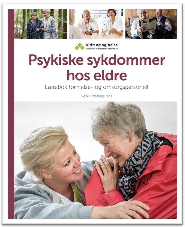 Lærebok Psykiske sykdommer hos eldre