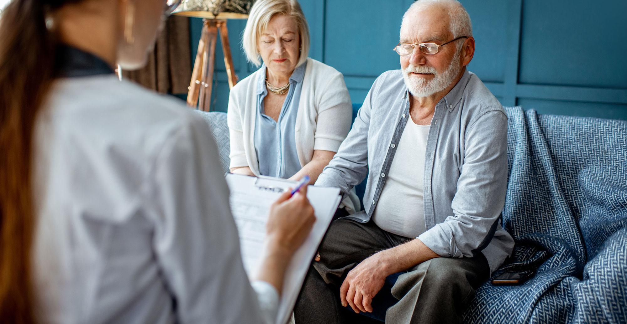 Utredning av demens. Foto