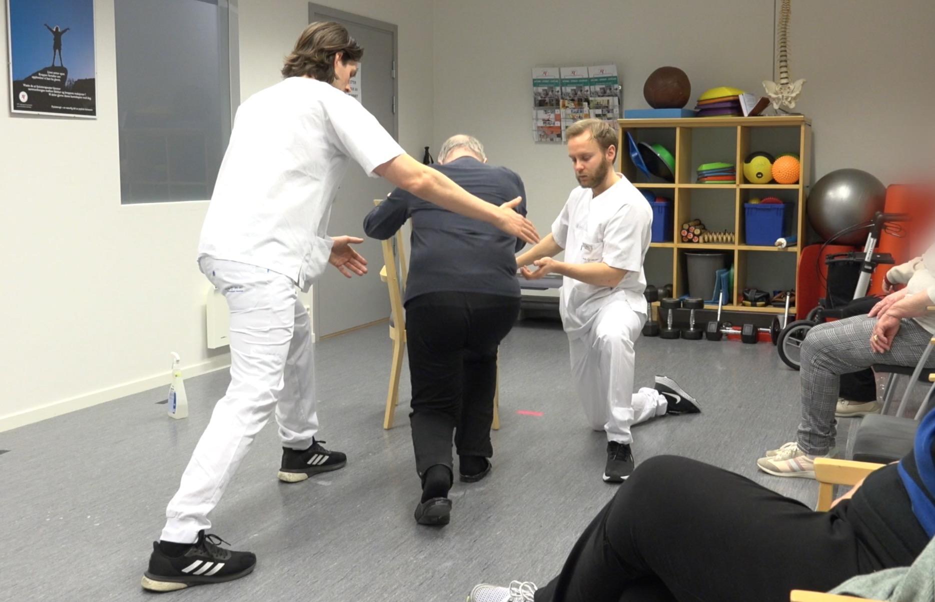Bilde av videoforedrag om fysisk aktivitet og psyikisk helse